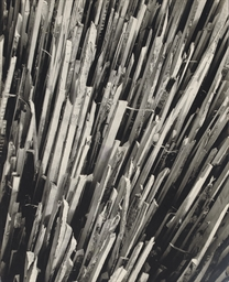 Wood pickets, before 1933