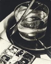 Painting utensils, before 1933