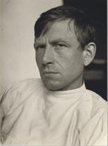 Otto Dix; Mary Wigman; Grock the Clown; Sculptor Abbo, before 1933