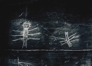 Graffiti, 1935-50