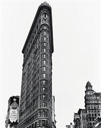 Flat Iron Building, 1938