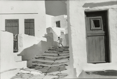 Syphnos, Greece, 1961