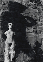 The Shadow of David, 1939; Olympieon, Athens, 1937