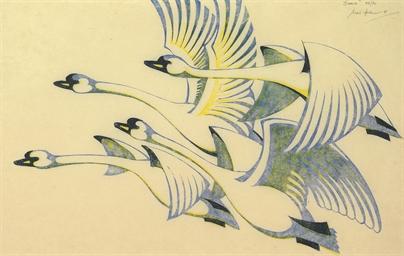 Swans (Coppel SA41)