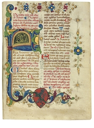 BREVIARY, use of Rome, in Lati