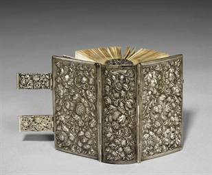 GERMAN SILVER BINDING -- GÖBEL