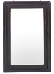 A CHINESE HUANG-HUALI MIRROR