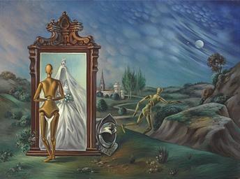 The Bridegroom Flees