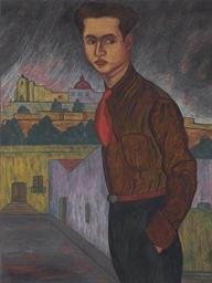 Retrato de Andrés Henestrosa