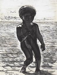 Untitled (Niño en negro)