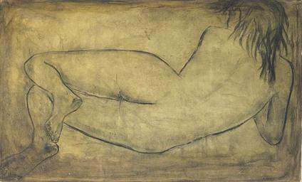 Untitled (Desnudo)