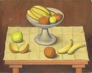 Naranjas y plátanos