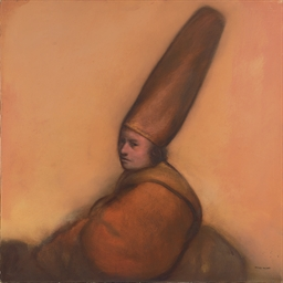 Untitled (Man with Tall Hat)