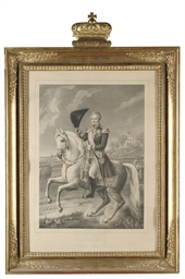 Carl XIV Johan, Sveriges och N