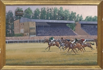 July Course (illustrated); and The Rowley Mile