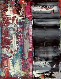 Abstraktes Bild (716-24)