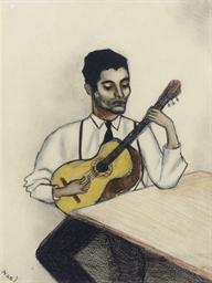 José with Guitar