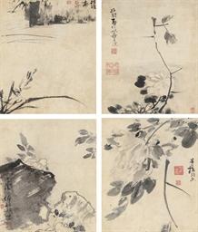LI SHIZHUO (1690-1770)