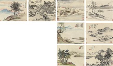 XIANG SHENGMO (1597-1658, IN T