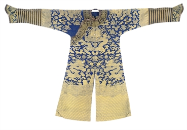 A CHI'FU OR COURT ROBE