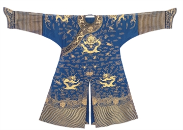A CHI'FU FORMAL COURT ROBE