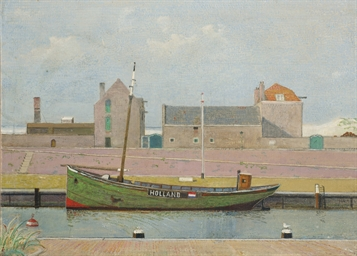 Scheveningse haven - The harbo
