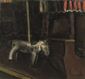 Le cheval de caroussel