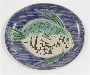 Blue Fish (A.R. 180)
