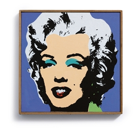 Andy Warhol 'Marilyn Monroe' 1