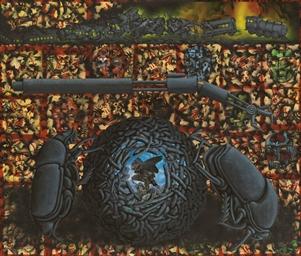 Dung Beetles II: Camaouflage L