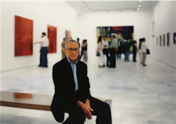 Gerhard Richter, Madrid