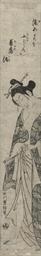 ISHIKAWA TOYONOBU (1711-1785)