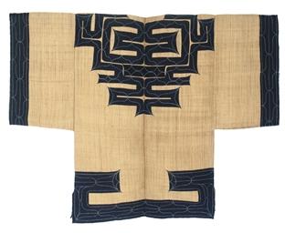 An Ainu farmers coat