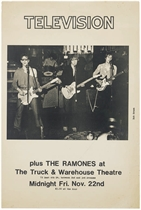 Television/The Ramones