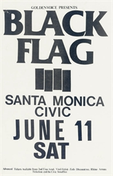 Black Flag/FEAR