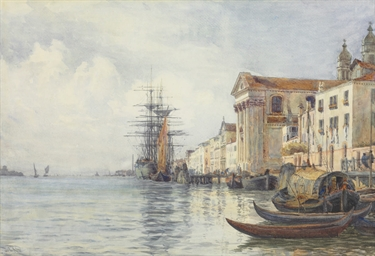 On the Guidecca, Venice