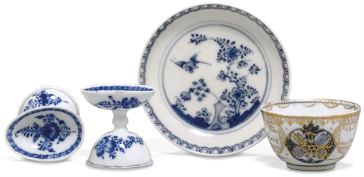 A MEISSEN (MARCOLINI) TURKISH-