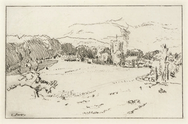 Chagford (The Small Plate) (Br