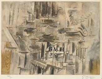 Hommage à J.S. Bach (Maeght. 1