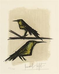 Les Deux Oiseaux (Mourlot 104)