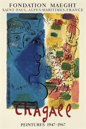 Le Profil Bleu poster (Sorlier