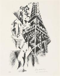 La Tour et la Femme