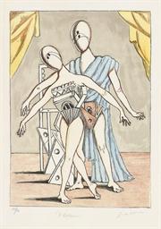 I danzatori (Bora 97)