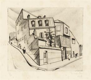 Rue Dareau (Black & Moorhead 2