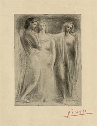 Les Trois Femmes (Bloch 51; Ba