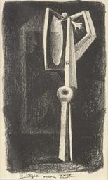 Figure, from Le Manuscrit Auto