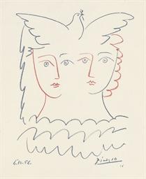 Deux Femmes et une Colombe IV