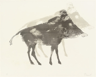 Boar from 'Eight Animals'