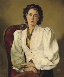 Portrait of Simone Gentile hol