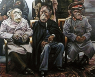 Psychodarwinism in Yalta